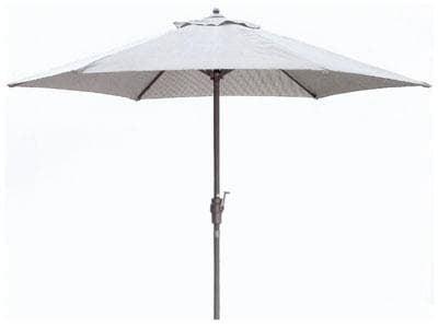 Градински чадър 2.7 м. - бежов