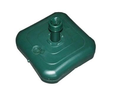 Пластмасова стойка за чадър 240 - зелена