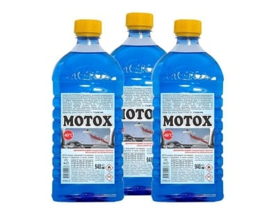 Препарат за автостъкла - 60°С - Motox