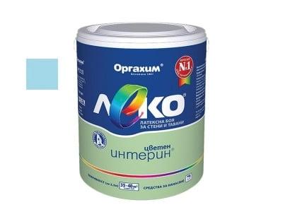 Цветен интерин Леко 2.5 кг. - северно сияние