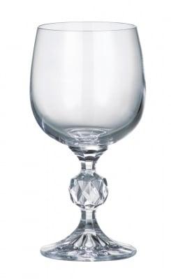 Чаши за бяло вино 6 бр. Klaudie - Crystalite Bohemia