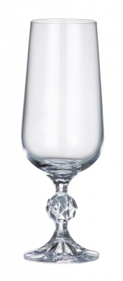 Чаши за шампанско 6 бр. Klaudie - Crystalite Bohemia