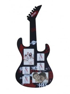 Рамка за снимки китара - голяма