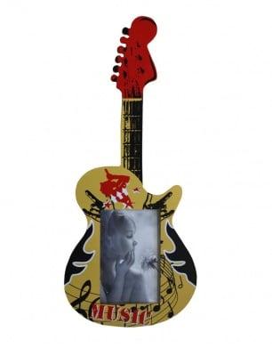 Рамка за снимка китара - малка