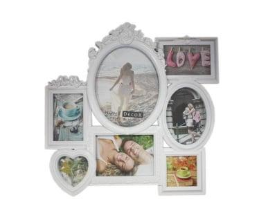 Рамка за снимки 5052 - бяла