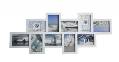 Рамка за снимки 7630 - бяла