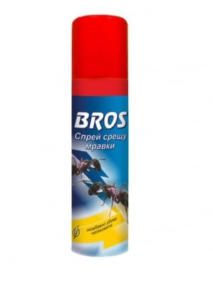 Аерозол срещу мравки 150 мл. Bros