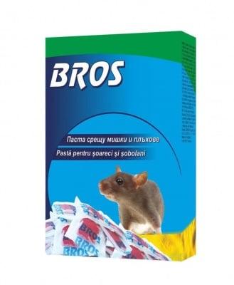 Паста срещу мишки и плъхове 100 гр -Bros