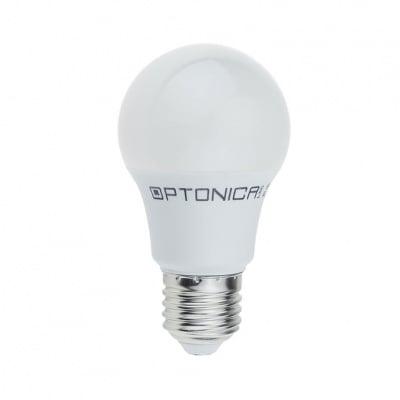 LED крушка E27 11W 1055LM 6000K A60 OPTONICA