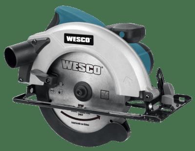Циркуляр WESCO WS3441 150W, 185 мм