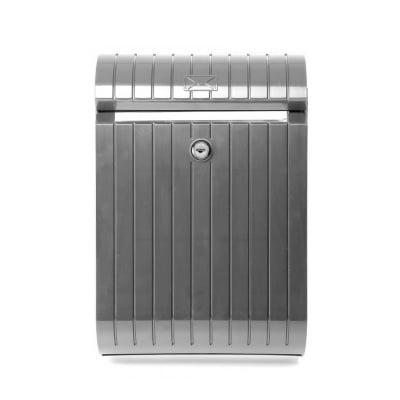 Пощенска кутия TATAY - сива