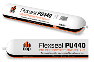 Полиуретанов уплътнител Flexseal PU440 - черен DCP