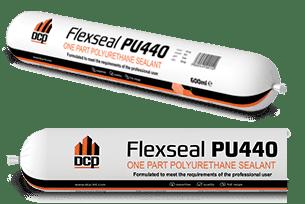 Полиуретанов уплътнител Flexseal PU440 - кафяв