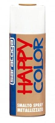 Спрей с металик ефект Happy color Saratoga 400 мл.