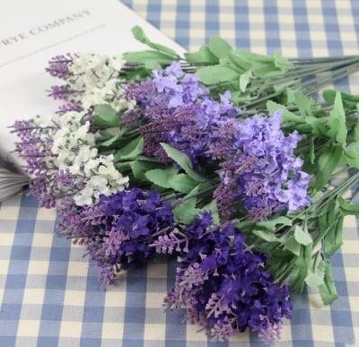 Изкуствено цвете-Лавандула