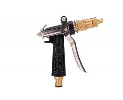 Метален пистолет за поливане с високо налягане Premium