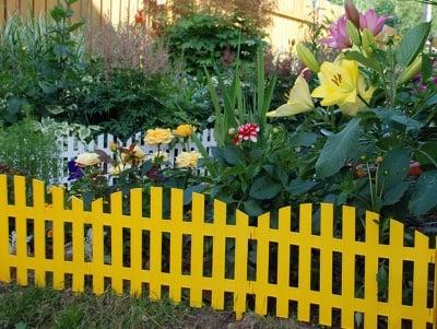 Декоративна ограда Ампир Palisad
