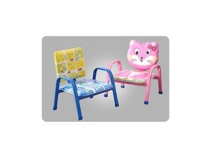 Детско столче с метална рамка Cat
