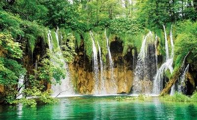 Фототапет Чудния водопад
