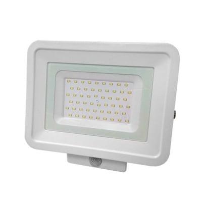 LED SMD Прожектор със сензор бял 50W Classic Line2 Optonica