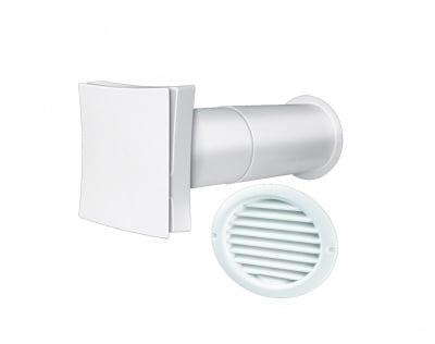 Комплект за естествена вентилация  PS Vents