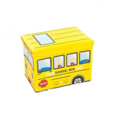 Детска сгъваема кутия за играчки