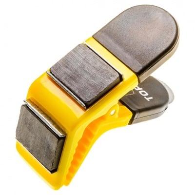 Щипка за боя с магнит за четка TOPEX 20B672