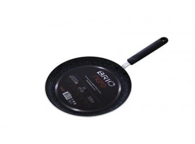Тиган за палачинки Brio Nero с незалепващо покритие 25 см