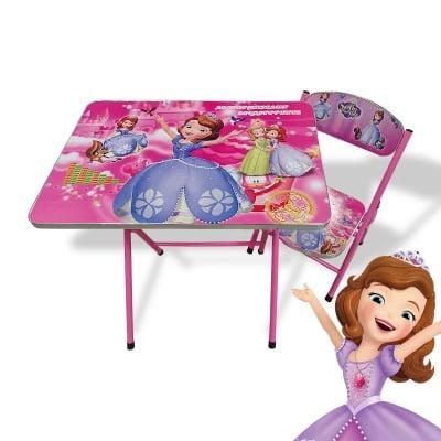Детски комплект масичка + столче