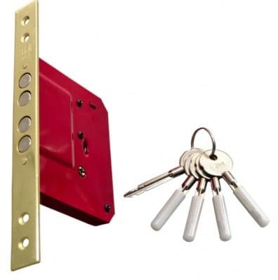 Брава ROKS С 4 шипа с 3 ключа