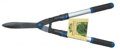 Ножица за храсти HERLY с алуминиеви телескопични дръжки 85 см