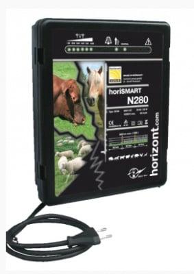 Мрежов електропастир HORIZONT HoriSMART N280 turbo
