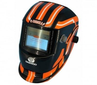 Фотосоларен заваръчен шлем DAEWOO DALY600A/ DIN 4.5/ DIN 8.5 -12.5 /