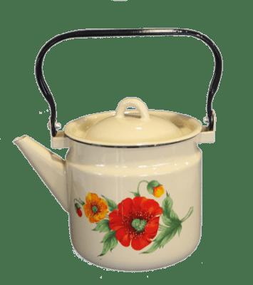 Емайлиран чайник 3.5 л.