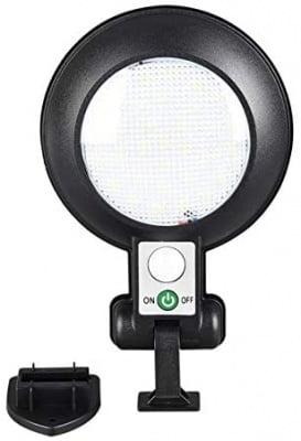 LED соларна лампа със сензор 155