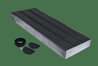 Гаражен пакет Garage Pack 4ALL 3 броя  и канали с решетка oт полипропилен