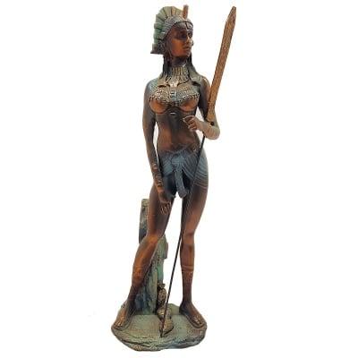 Статуетка - жена войн