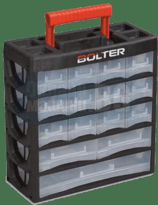 Пластмасов органайзер с чекмеджета