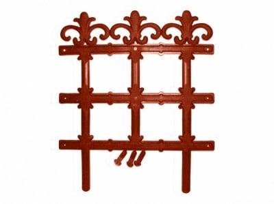 Декоративна ограда 4.10 м.