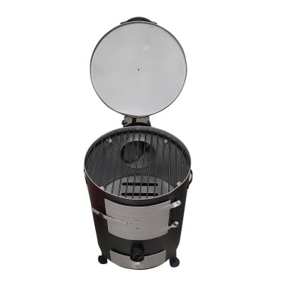 Отоплителна печка мини - барбекю