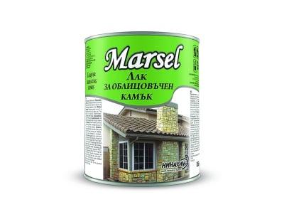 Лак за облицовъчни камъни Marsel