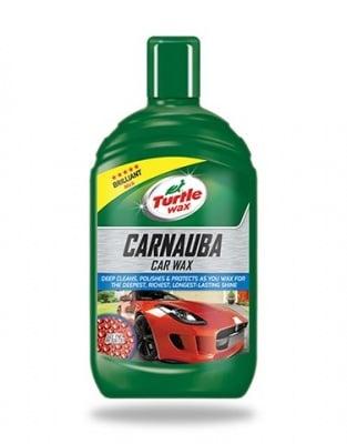 Полираща вакса Carnauba Turtle Wax