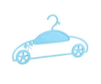 Комплект детски закачалки за дрехи Cars