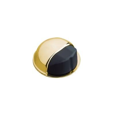 Стопер за врата мод. 400 Злато/Черно (5984)