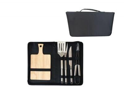 Комплект за барбекю 5 части с чанта