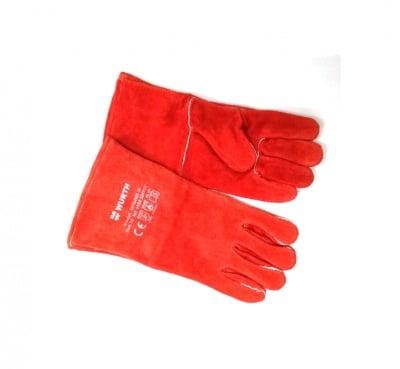 Работни ръкавици от естествена кожа WURTH