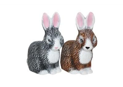 Керамична фигура - Диво зайче