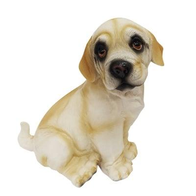 Градинска фигура  - кученце