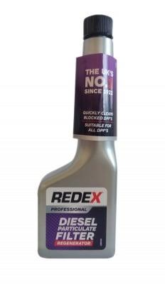 Професионална добавка за дизелов филтър за твърди частици DPF Redex Pro 250 мл.