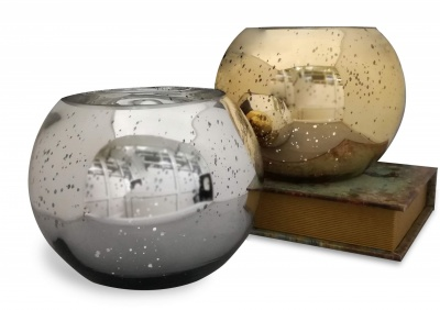 Стъклена ваза